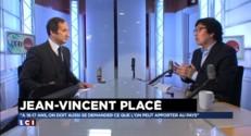 """Pour Jean-Vincent Placé, Hollande """"ne doit pas uniquement préparer sa réélection"""""""