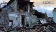 Séisme en Italie : les premiers secours dépêchés pour sortir les victimes des décombres