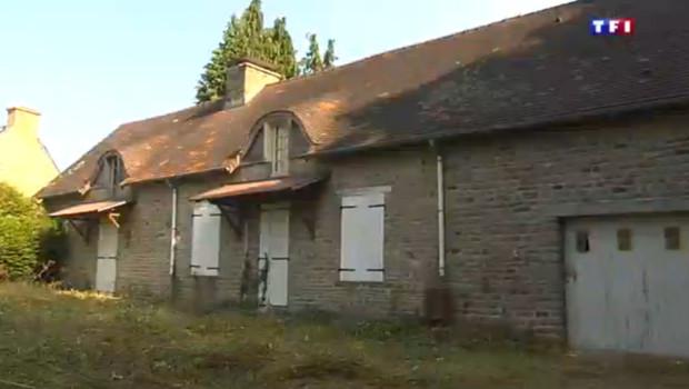 Une maison de vacances a été squattée en Normandie.