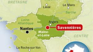 Une nourrice a été retrouvée mortellement poignardée à son domicile à Savennières, près d'Angers, dans le Maine-et-Loire