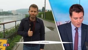 """Vigilance orange en Seine-Maritime : """"Pas d'évacuations ni de dégâts majeurs"""""""