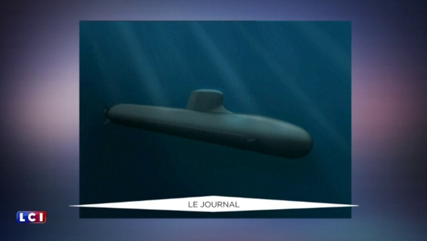 DCNS remporte un contrat géant pour la construction de sous-marins en Australie