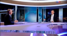 L'intervention de Jean-Marc Ayrault au 20H de TF1