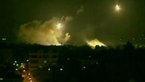 Les tirs sur Gaza, le 13 janvier 2009
