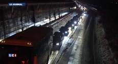 Neige en Savoie : les routes vers les stations toujours saturées