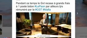 """""""Petits arrangements entre amis"""" : le web se révolte du placement de Lepaon par le gouvernement"""