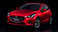 Quatrième génération de la citadine Mazda2, présentée en juillet 2014, exposée au Mondial de l'Automobile en octobre et disponible début 2015.