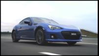 Subaru BRZ vidéo