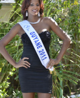 Miss Guyane 2011 - Anaële Veilleur - Candidate Election Miss France 2012