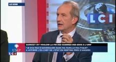 """Gérard Longuet : """"Il faut associer"""" le centre"""