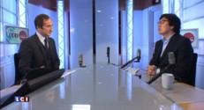 """Hollande au Panthéon : Jean-Vincent Placé salue le """"beau discours du président"""""""
