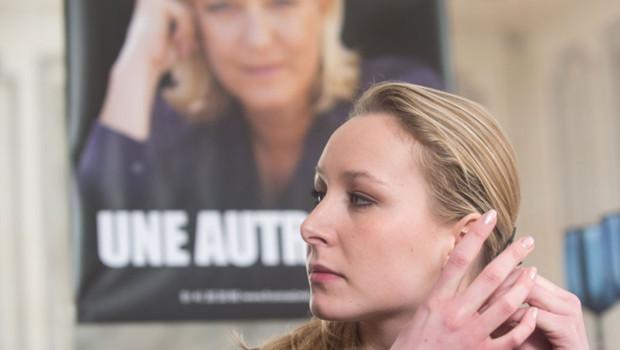 La députée FN Marion Maréchal-Le Pen/Image d'archives – mars 2013