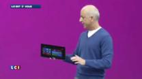 « Surface », la tablette tactile de Microsoft, a planté en pleine conférence de presse de présentation. Alors que l'ingénieur vantait les facilités de navigation sous internet explorer, l'image est restée figée, l'obligeant à changer de tablette.