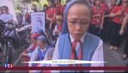 Philippines : le nouveau président Rodrigo Duterte insulte les évêques du pays