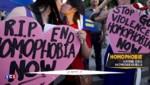 Tuerie d'Orlando : deux femmes s'embrassent, découvrez la photo de la semaine