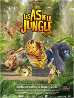 Affiche du film Les As de la Jungle - opération banquise