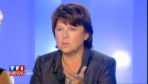 """Aubryveut """"tourner la page"""" de la """"République délétère"""" de Sarkozy"""