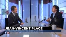 """EELV : Jean-Vincent Placé compte """"faire barrage à Sarkozy et à Le Pen"""""""
