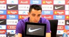 Football : Xavi Hernandez va quitter le FC Barcelone