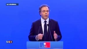"""François Hollande est """"déconnecté de la réalité"""" pour Luc Chatel"""