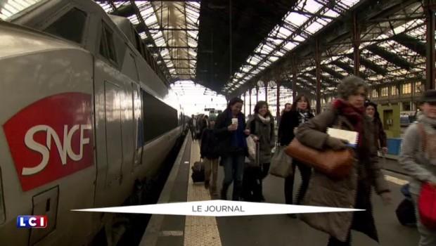 Grève à la SNCF : TGV, TER, RER... les prévisions de trafic ce mardi matin