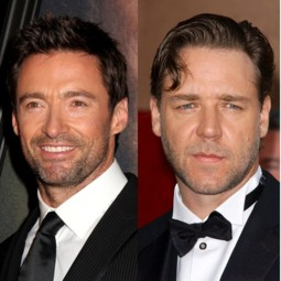 Hugh Jackman vs Russell Crowe : le match