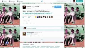 """""""Mon ennemi c'est l'abstinence"""", futur slogan de DSK pour 2017 ?"""