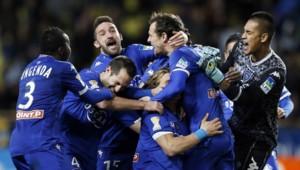 Pour la première fois depuis 1995, Bastia disputera la finale de la Coupe de la Ligue
