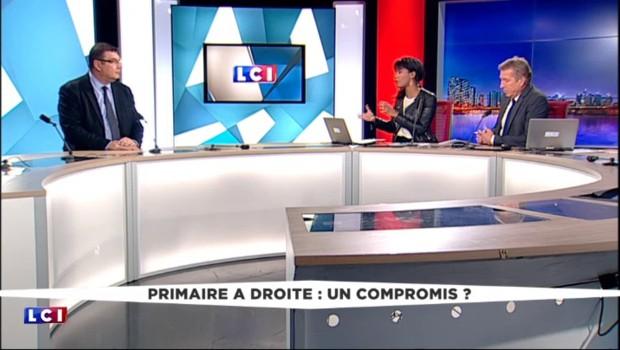 """Primaire à droite : Sarkozy modifie les règles, Lamour parle de """"coup de Trafalgar"""""""