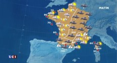 Quatre départements pyrénéens toujours en vigilance orange avalanche et pluie-inondation