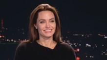 Angelina Jolie en entretien avec Gilles Bouleau