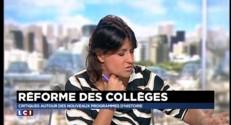 """Réforme des collèges : """"Nous sommes l'école la plus inégalitaire"""""""