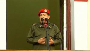 Retour triomphal à Caracas pour Chavez le 5 juillet 2011