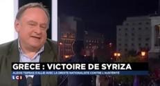 """Syriza au pouvoir en Grèce : """"Une situation plus favorable que prévue"""""""