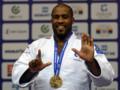 Teddy Riner lors des Mondiaux de Judo le 30 août 2014