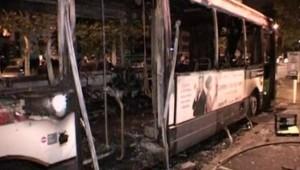 TF1/LCI : Bus incendié à Nanterre