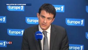 """Valls : """" aucune loi ne peut être votée avant l'élection"""""""