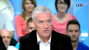 Didier DeschampsTelefoot