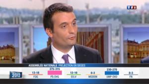 """Filippot : """" la France des oubliés se tourne vers nous"""""""