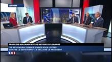 """Florange : """"Une forme d'escroquerie morale"""" de François Hollande"""