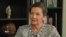 """IVG : Simone Veil confie avoir reçu """"des lettres abominables"""""""