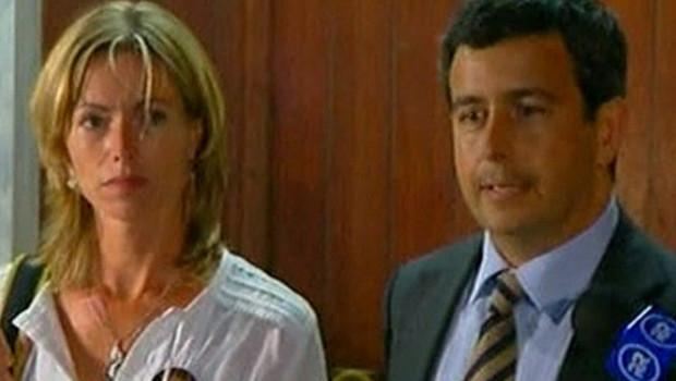La mère de Maddy entendue par la police portugaise