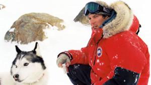 paul walker dans le film antarctica
