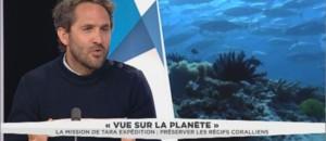 Pierre Troublé, directeur général de la fondation Tara expédition
