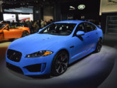 Salon de Los Angeles 2012 - Jaguar XFR-S