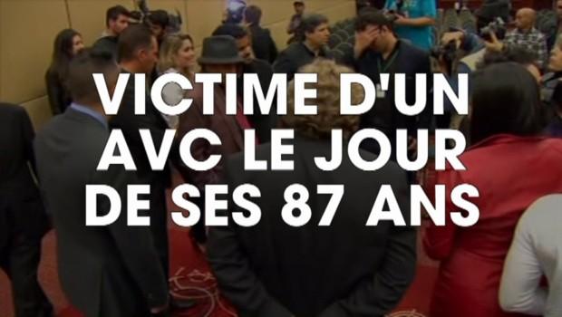 Joe Jackson : plus de peur que de mal, sa 87ème bougie à l'hôpital