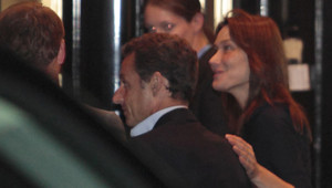 Sarkozy et Carla