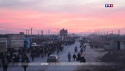 Syrie : l'exode des civils d'Alep
