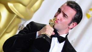 The Artist Jean Dujardin Oscar
