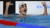 VIDEO. Mondiaux de natation : Yannick Agnel en or, du bronze pour Jérémy Stravius